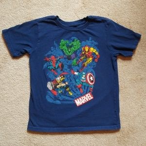 Marvel Boys' Tee